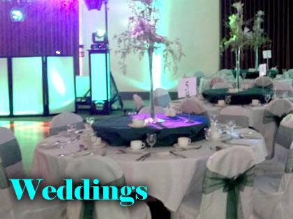 Wedding Planning & Provisions